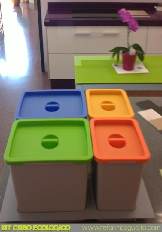 Ikea cocina basura for Cubo basura cocina