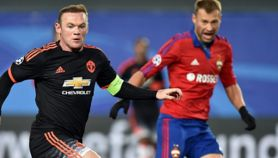 CSKA Moscow vs Manchester United 1-1 Video Gol & Highlights