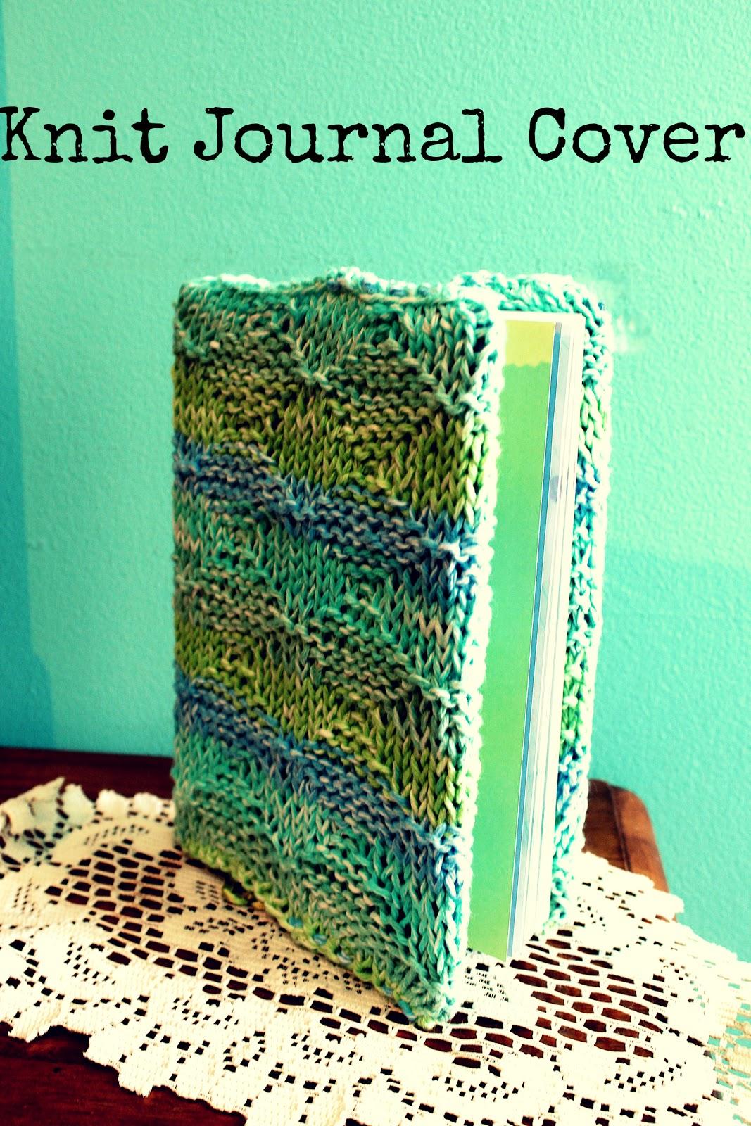Knitting Project Journal : Lexalex knit journal cover