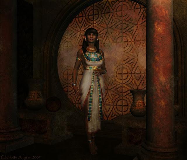 Horóscopo Egipcio Hathor1