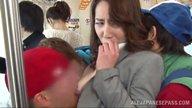 หนูทำแบบนี้กับครูทำไม ครูสาวโดนลูกศิษย์รุมลวนลามxxxบนรถไฟฟ้า