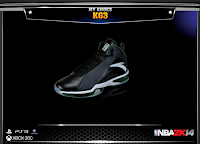 NBA 2K14 Anta KG3 Kevin Garnett Signature