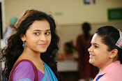 Sri Divya cute in half saree-thumbnail-5
