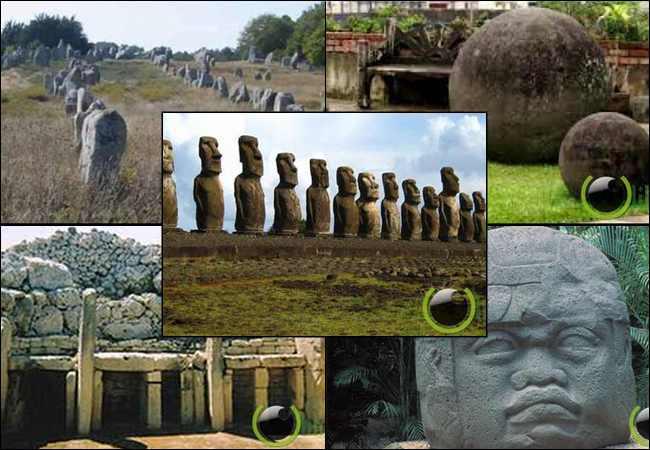 10 Situs Sejarah di Dunia yang Menyimpan Unsur Misteri