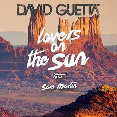 Lovers on the sun - Guitar Chords - David Guetta