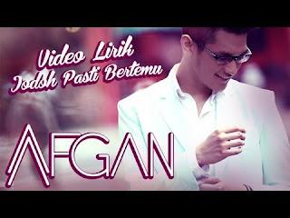 Download Lagu Afgan - Jodoh Pasti Bertemu Mp3
