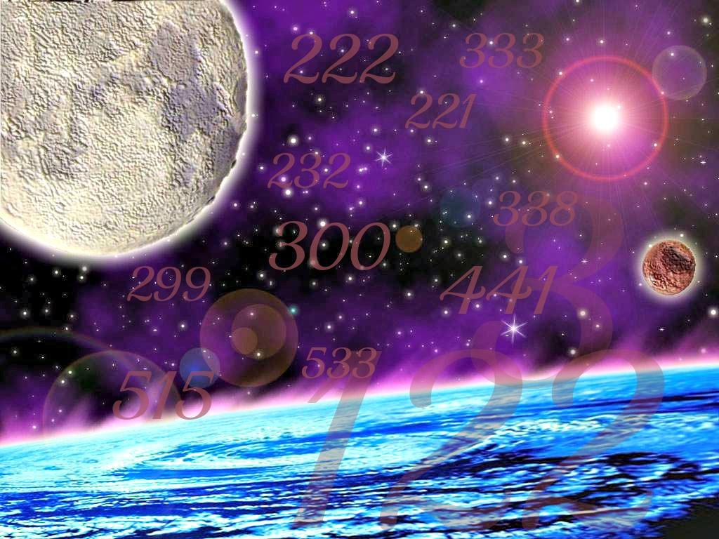 angeli e numeri combinazioni del 4