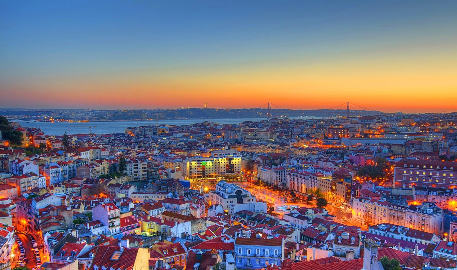 Diferença de fuso horário entre Portugal e Brasil
