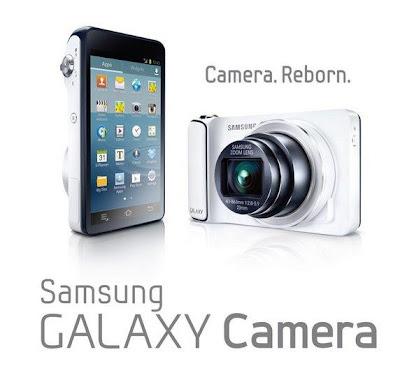 Harga Dan Spesifikasi Samsung Galaxy Camera