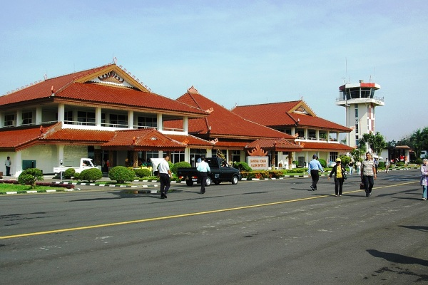 Bandara Raden Intan II Lampung. ZonaAero