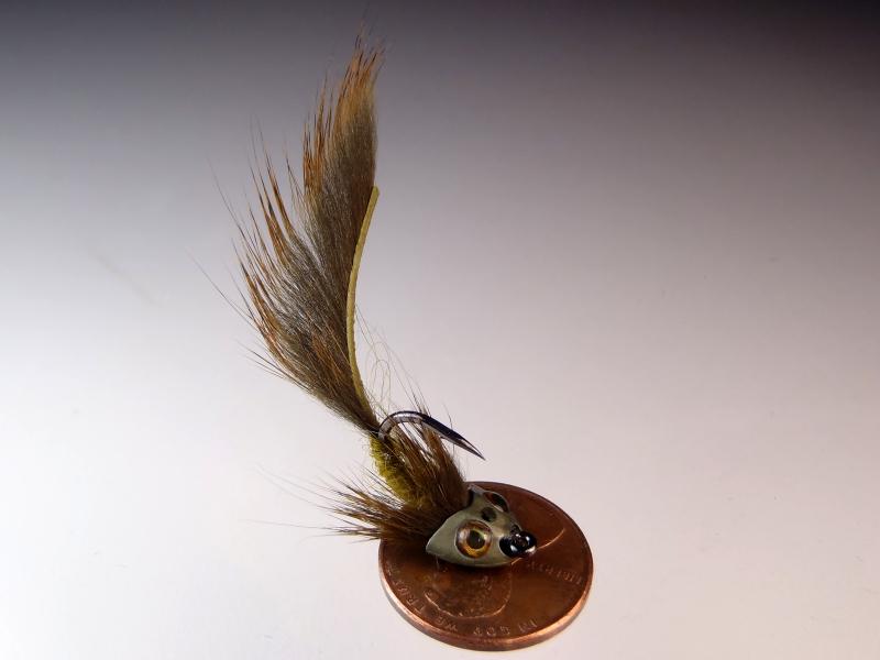 Sculpin Helment McLuvin Carp Fly