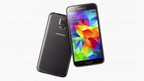 Samsung Galaxy S5 y Sony Xperia Z2