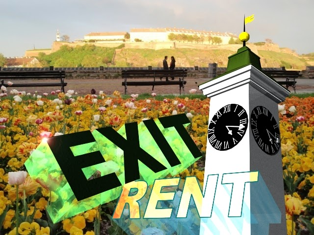 EXIT Festival rent - apartments, houses, villas in Novi Sad and Petrovaradin