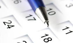 Calendario de Trabajo 2016