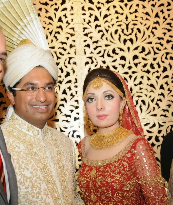 Sharmila Farooqi Wedding Ceremony Pictures 10
