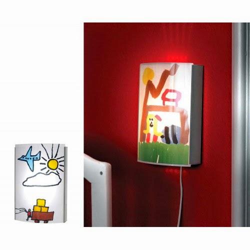 crealamp minui dibujo lámpara niños