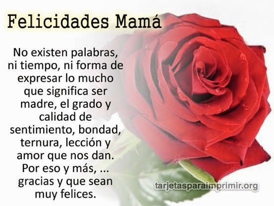 imagenes del dia de las madres - poemas para el dia de las madres
