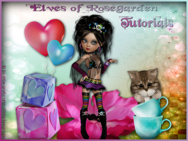 Elves of Rosegarden - Tutorials