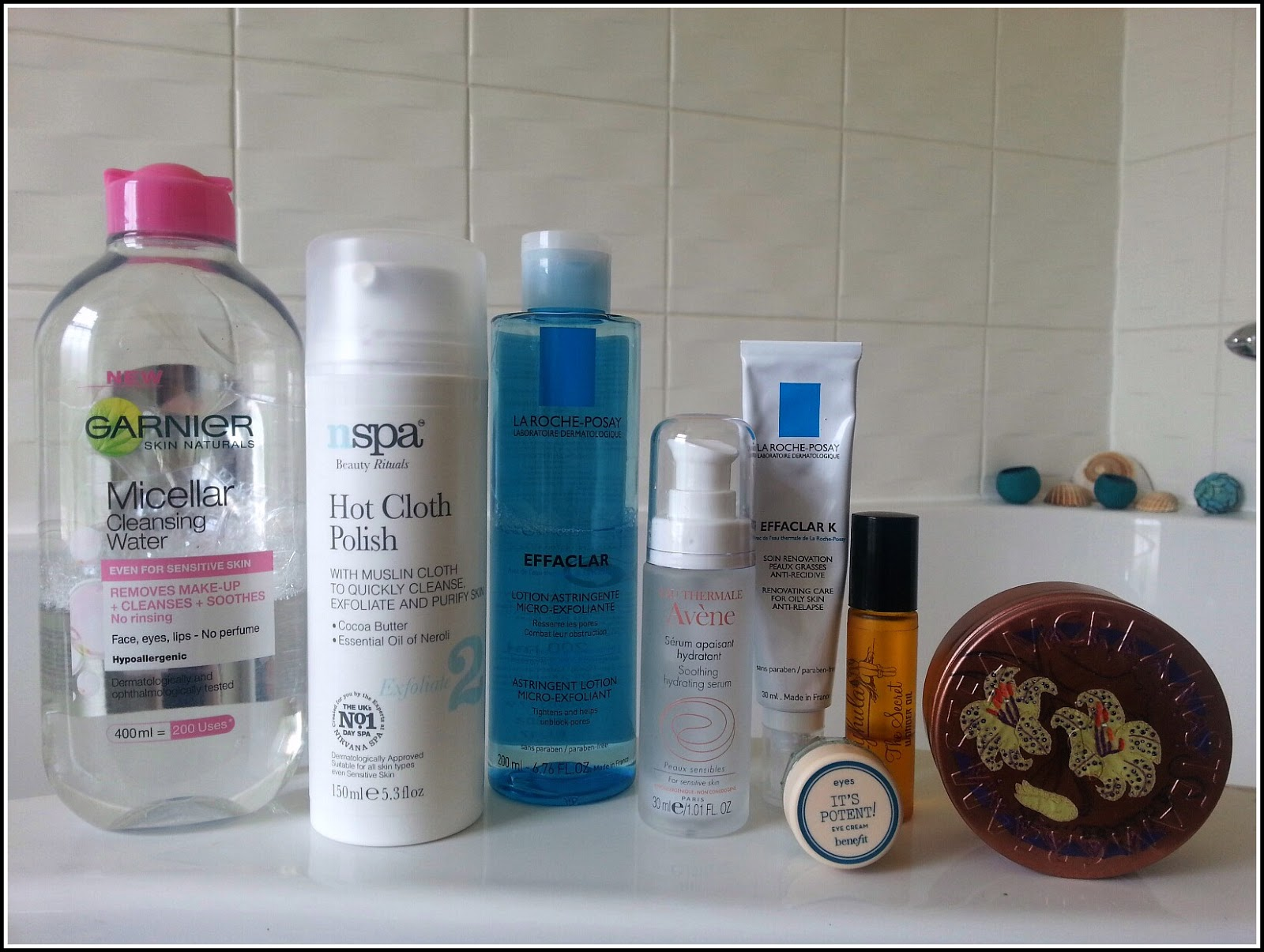 Evening Skincare Routine cosmetics