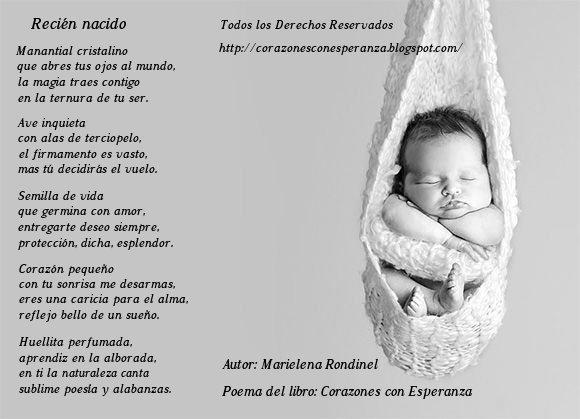 Poemas bebés por nacer - Imagui