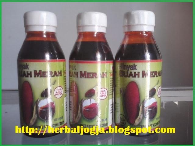 minyak buah merah papua 130 ml