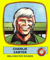 Charlie Carter - Panini 87/88 sticker