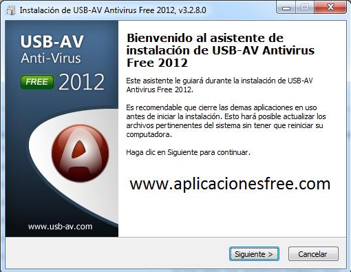 Antivirus Para USB