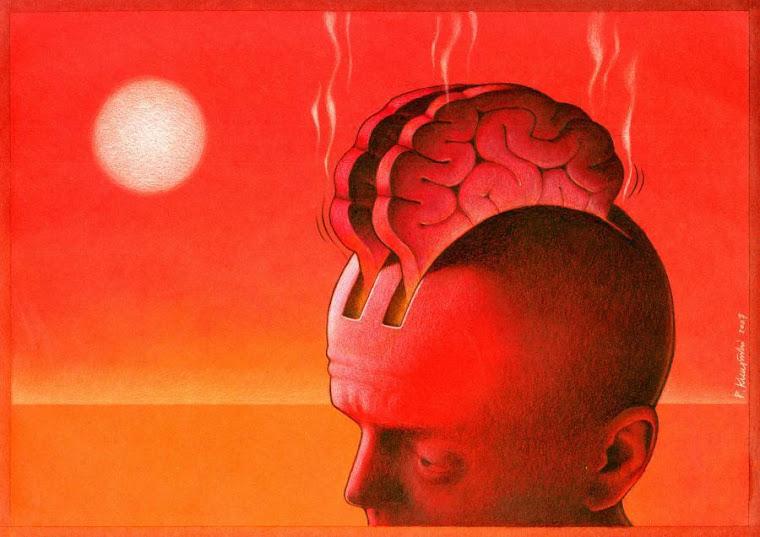 Cerebro quemado