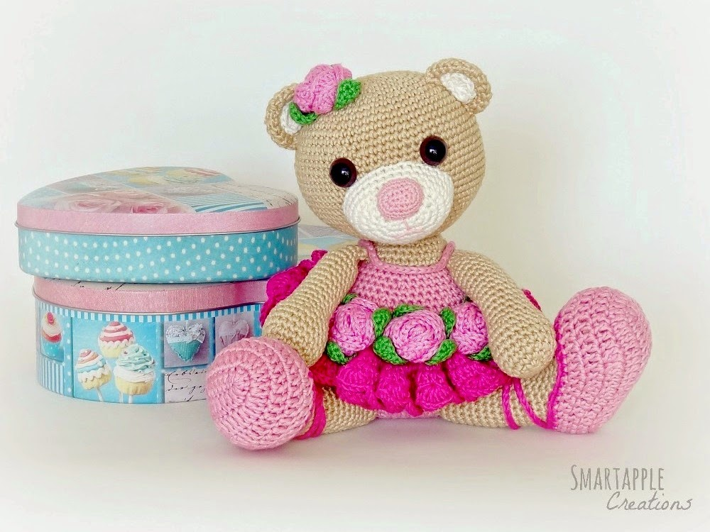 Smartapple Creations - amigurumi and crochet: September 2014