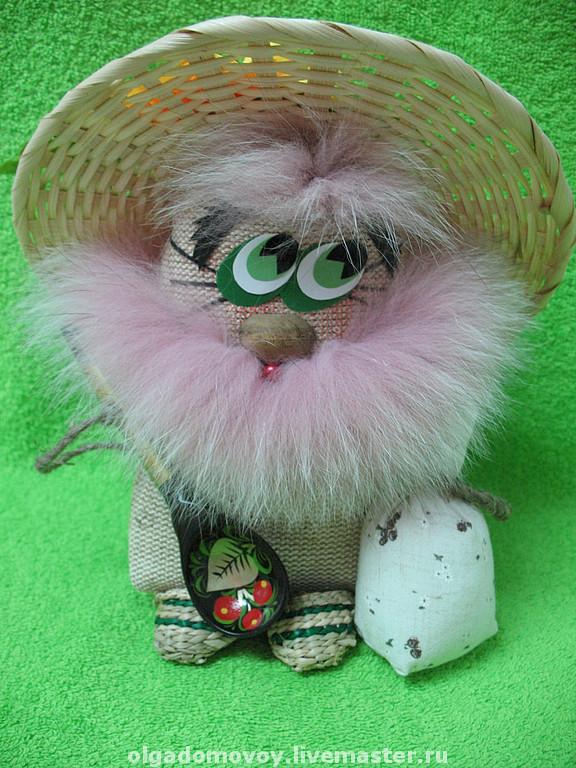 Одуванчик с розовой бородой