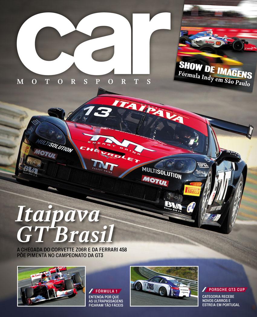 Car magazine - Cars