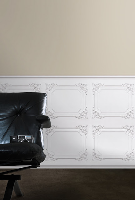 faux panelling from koziel
