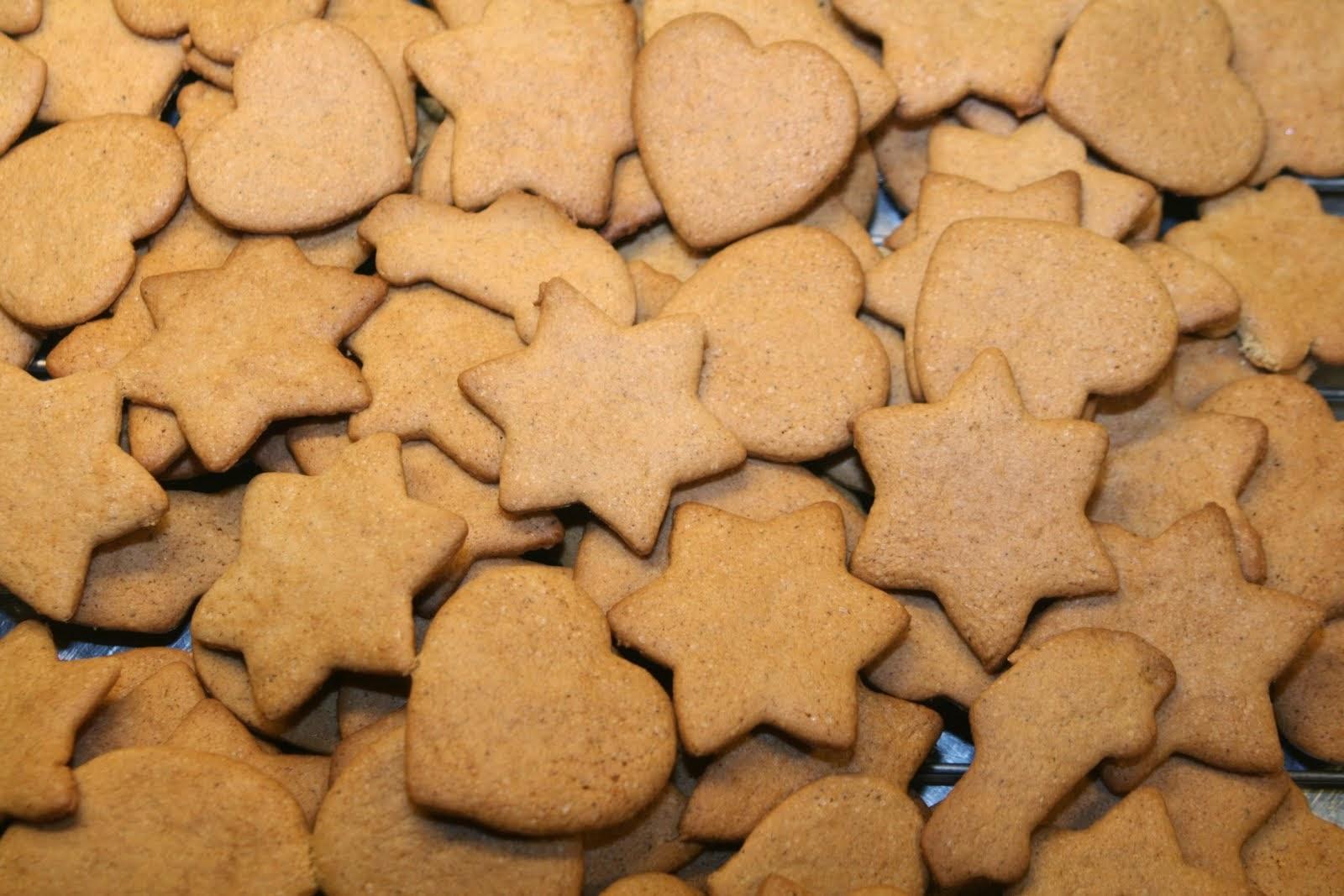 Swedish Gingerbread Cookies Pepparkakor Kids Trading Company