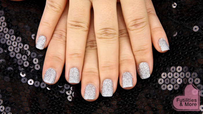 new years eve, Party, Silver, Glitter, Nails, glitters, A Manicure Tutorial, makeup and beauty blog, beauty blog, beauty channel, makeup guru, asian eyes, asian monolid, single lid, makeup tutorial, makeup reviews, product reviews, cosmetics, make up, makeup, maquillage, tuto, tutorial, tutoriel, yeux, asiatique, futilitiesandmore.blogspot.com, futilities and more, futilitiesandmore, futilitiesmore