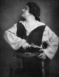 Lotte Lehmann as Leonore