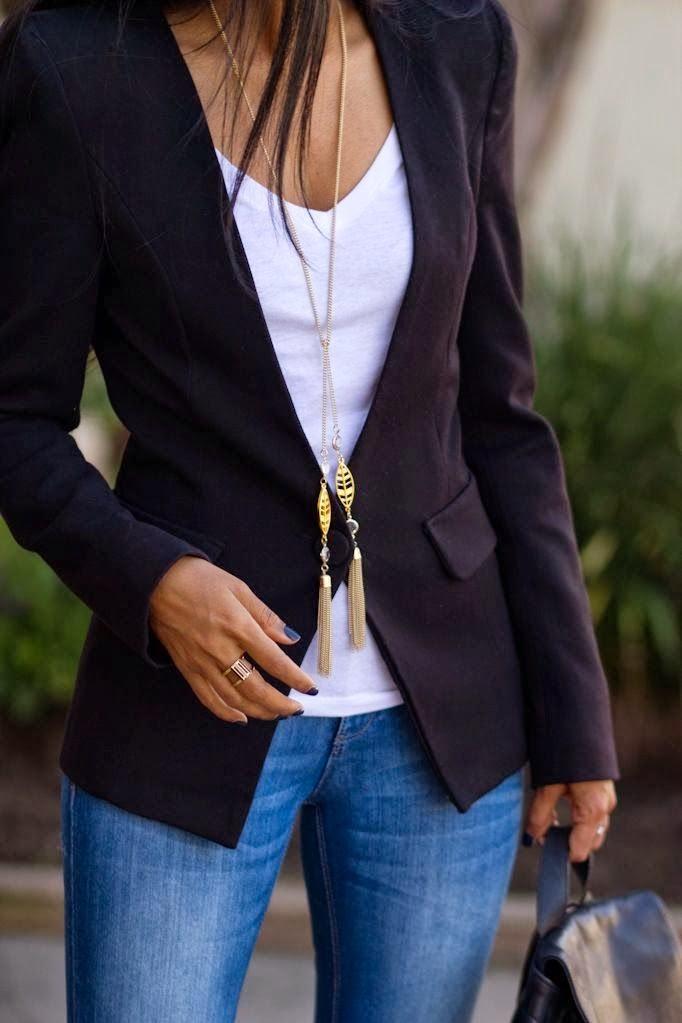 Women's Fashion, blazer and accessories See more http://worldcutefashion.blogspot.com/