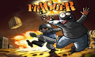 Screenshots of the Fragger for Android tablet, phone.