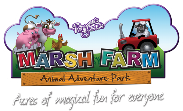Can't wait to visit Marsh Farm later this month!!