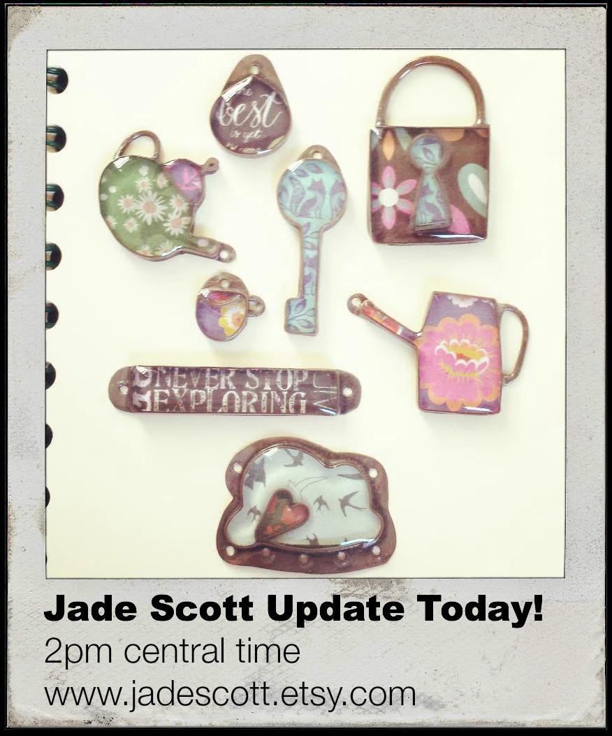 Jade Scott Update today!