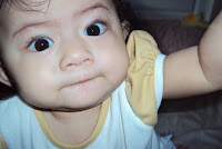 Baby Damia Umairah