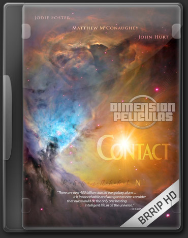 Contact (BRRip HD Inglés Subtitulada) (1997)