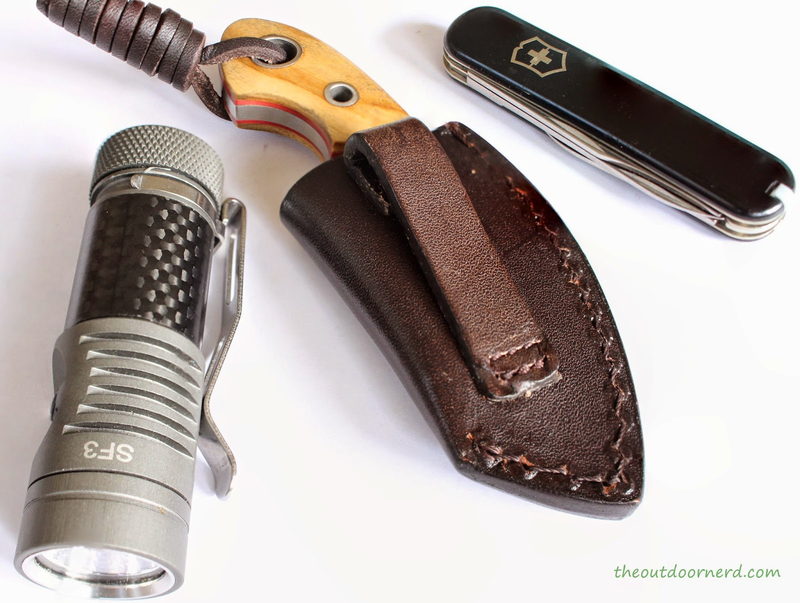 Boker Gnome Plus EDC Fixed Blade Knife: Product Link