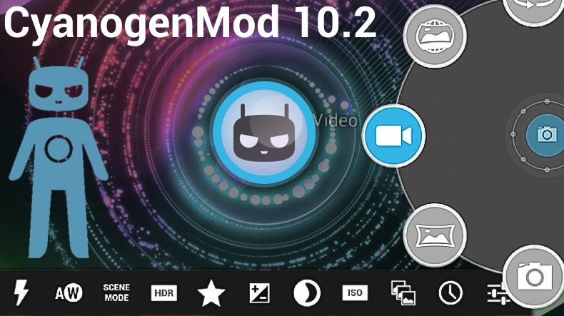 Cyanogen Mod 10.2