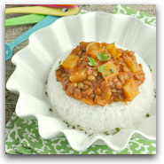 Crockpot Vegetarian Madras Lentils