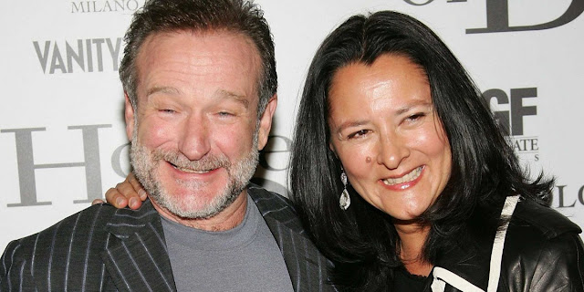 Robin Williams' Widow Forgave Him, Doesn't Blame Him 'One Bit' for Taking His Own Life