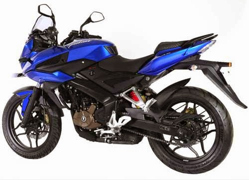 Gambar Bajaj Pulsar 200 AS