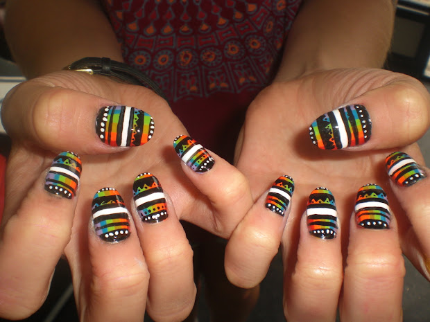 dope nails composition