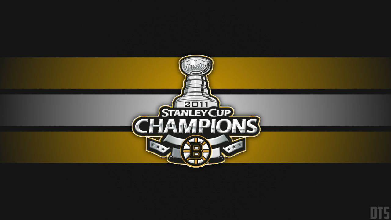 A Wallpaper I Made For The 2011 NHL Champs Boston Bruins