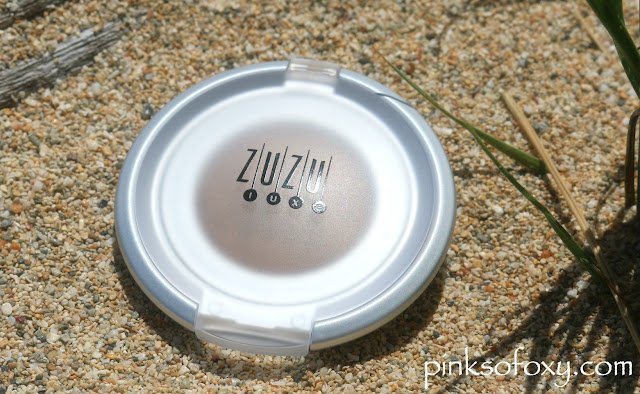 Zuzu Luxe Vegan Eyeshadows