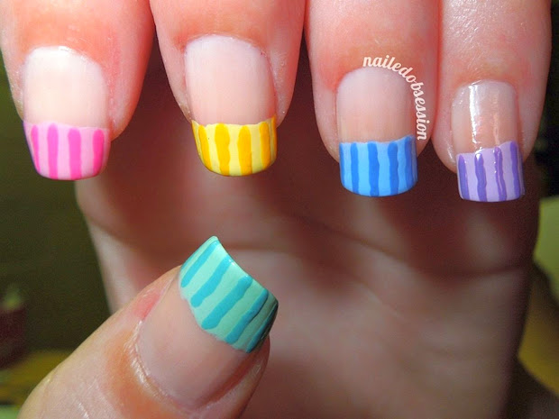 nail art step awesome